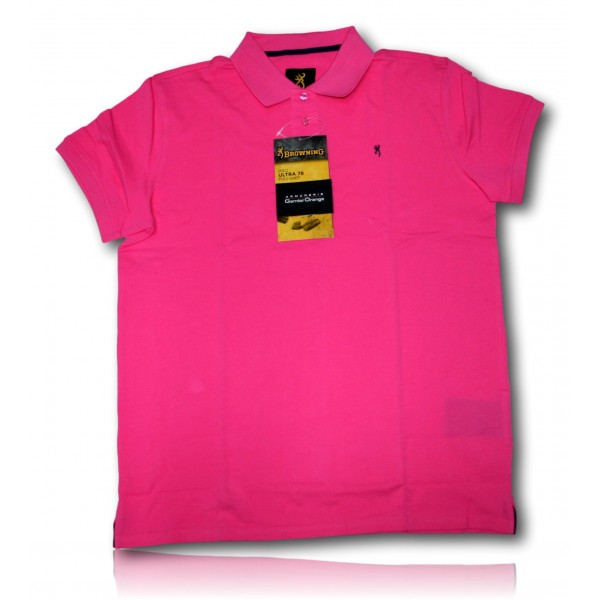 POLO ULTRA 78 ROSE BROWNING T.XXL