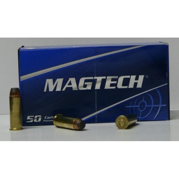 CARTOUCHE MAGTECH SJSP 240GR CAL. 44 MAG X50