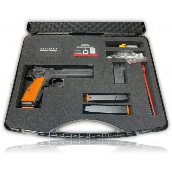 Pistolet CZ 75 Tactical Sport Orange Cal. 9x19