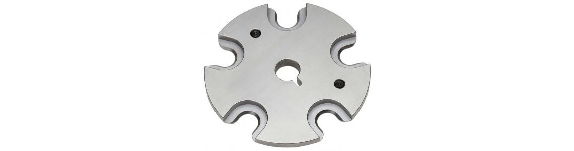 Shell holder / plate
