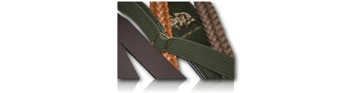 Bretelles armes de chasse